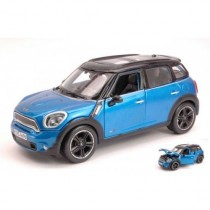 Mini Countryman 2010 Blue by Maisto