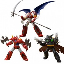 Super Minipla Getter Robot S.2 Set (3)