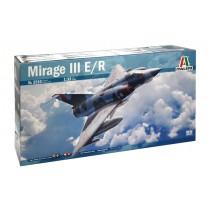 Mirage III E/R Italeri