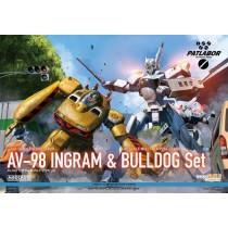 MP Patlabor AV98 Ingram & Bulldog Moderoid