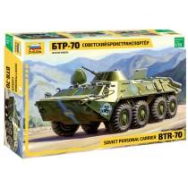 BTR-70 Soviet APC