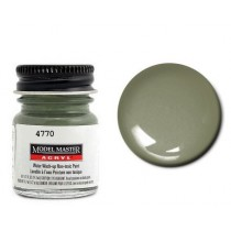 Model Master Acrylic Grau (Semi Gloss Gray) RLM02