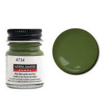 Model Master Acrylic Medium Green