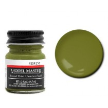 Model Master Acrylic Interior Green IK