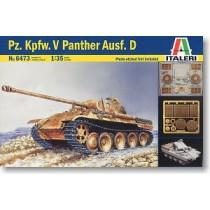 Pz.Kpfw.V Panther Ausf.D Italeri