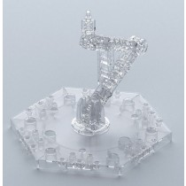 Action base 5 clear Bandai
