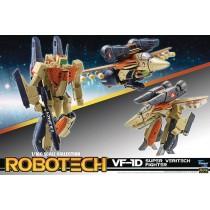 Robotech Super Veritech Fighter Collection Action Figure 1/100 VF-1D Super Veritech Trainer