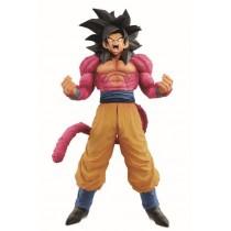 Dragonball GT Super Master Stars Piece Figure Son Goku SSJ 4 The Brush