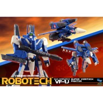 Robotech Super Veritech Fighter Collection Action Figure 1/100 VF-1J Max Sterling