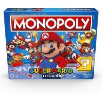 Monopoly Gioco in scatola, Edizione Super Mario Celebration