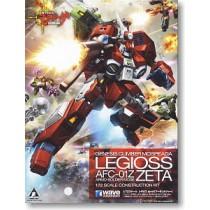 Mospeada Legioss Zeta Armo-Soldier Mode