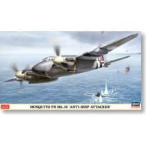 Mosquito FB Mk.18 Anti-ship Attack Aircraft