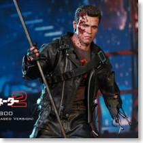 Movie Masterpiece DX Terminator 2 - T-800 Battle Damaged Version