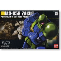 MS-05 Zaku I HGUC by Bandai