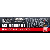 Bandai 1/100 MS Figure 01