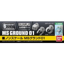 MS Ground 01 by Bandai