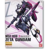 Bandai MSZ-006-3 Z Gundam 3 White Unicorn Color Ver.