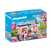 Playmobil City Life My Cafè
