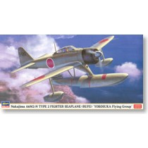 Nakajima A6M2-N Navy Type 2 Interceptor `Yokosuka Flying Corps