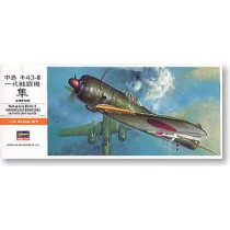 Nakajima Ki43-II Hayabusa Oscar