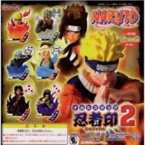Naruto set Gashapn Ninja 2