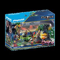 Playmobil 70414  Nascondiglio del tesoro dei pirati