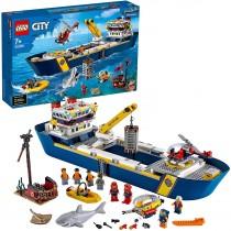 Nave da esplorazione oceanica Lego 60266