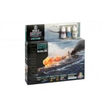 World of Warships Admiral Graf Spee