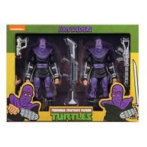 Teenage Mutant Ninja Turtles Action Figure 2-Pack Foot Soldier 'Army Builder'