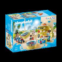 Negozio dell'acquario Playmobil