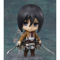 AOT Mikasa Acherman Nendoroid ( RE-RUN )