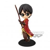 Harry Potter Q Posket Mini Figure Harry Potter Quidditch Style Version A