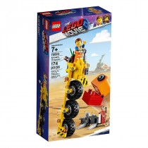 Lego the Movie Emmet's Thricycle