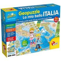 Piccolo Genio Geopuzzle Italia