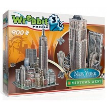 Wrebbit 3D Puzzle Midtown West