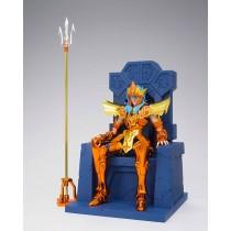 Saint Cloth Myth Ex Poseidon J.S. Imperial Throne set