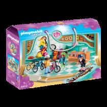 Negozio di skate e biciclette Playmobil 9402