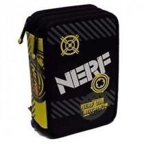 Astuccio Nerf 3 zip nero