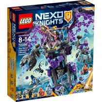 The Stone Colossus of Ultimate Destruction Lego Nexo Knights