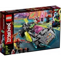 Lego Ninjago Ninja Tuner Car
