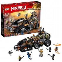 Lego Ninjago Turbo cingolato