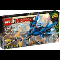 Lego NINJAGO MOVIEÂ Lightning Jet