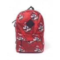 Nintendo Backpack Super Mario Sublimation