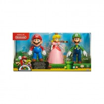 NINTENDO - Assortiment Action Figurine Mario World x1