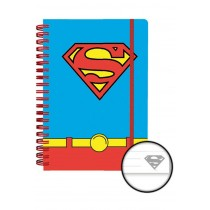 Dc Comics Superman costume A5 Notebook