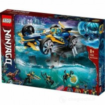 Novità Giugno 2021 Lego 71752 – Bolide subacqueo dei Ninja
