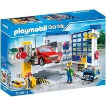 Playmobil city life officina