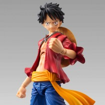 Variable Action Heroes One Piece Series Monkey D Luffy