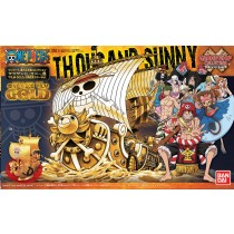 Thousand Sunny `Film Gold` Release Anniversary Color Ver.