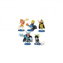 One Piece World Collectable Figure Vol 2 set 5 pcs